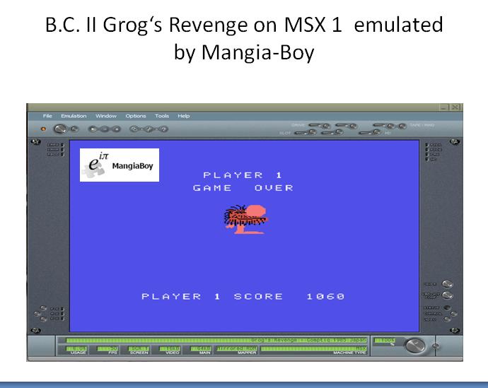 MangiaBoy: B.C. II: Grog