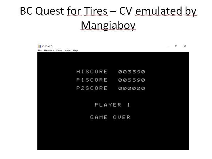 MangiaBoy: B.C.