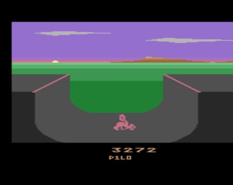 GAMES: BMX Airmaster: Arcade Mode (Atari 2600) 3,272 points on 2019-12-28 21:10:24