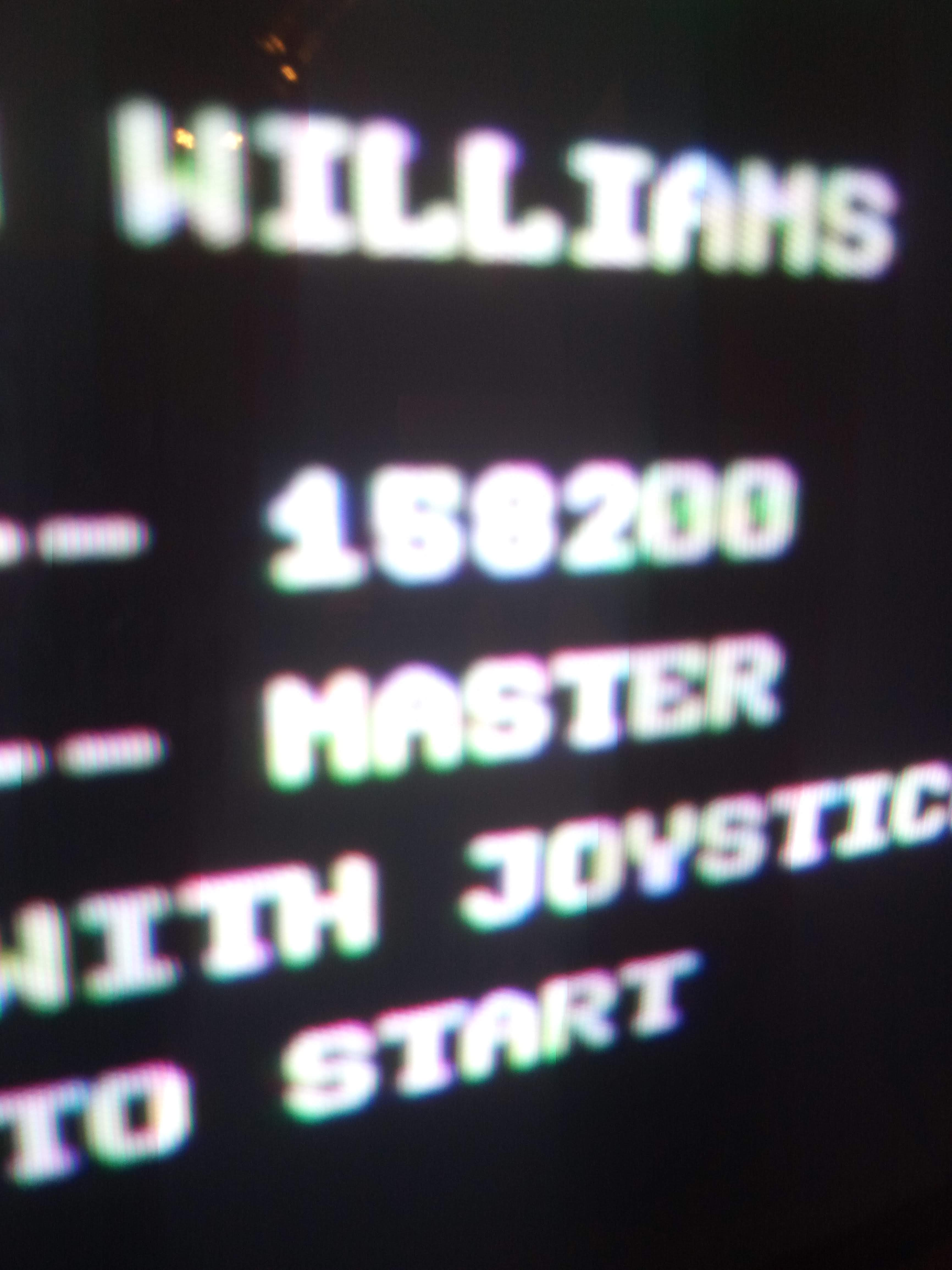 Bunsen: Baby Berks [Skill: Master] (Atari 400/800/XL/XE) 158,200 points on 2020-07-09 15:29:31