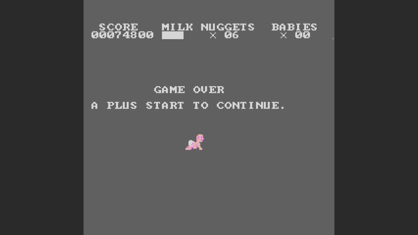 AkinNahtanoj: Baby Boomer (NES/Famicom Emulated) 74,800 points on 2020-10-22 15:33:26