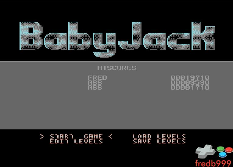 Baby Jack 2 19,710 points
