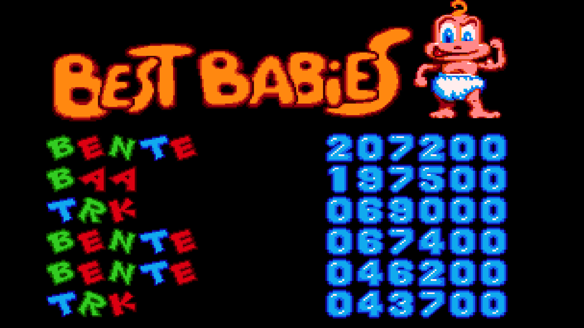 TheTrickster: Baby Jo in Going Home (Amiga Emulated) 69,000 points on 2015-10-20 07:43:43