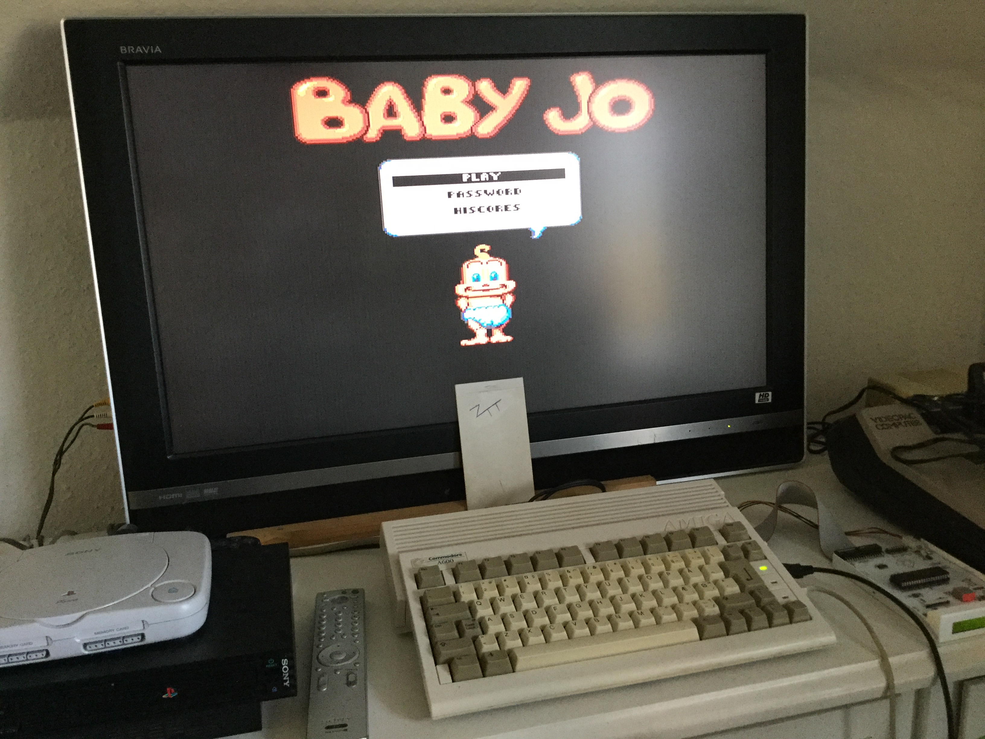 Frankie: Baby Jo in Going Home (Amiga) 154,900 points on 2020-04-04 03:53:25