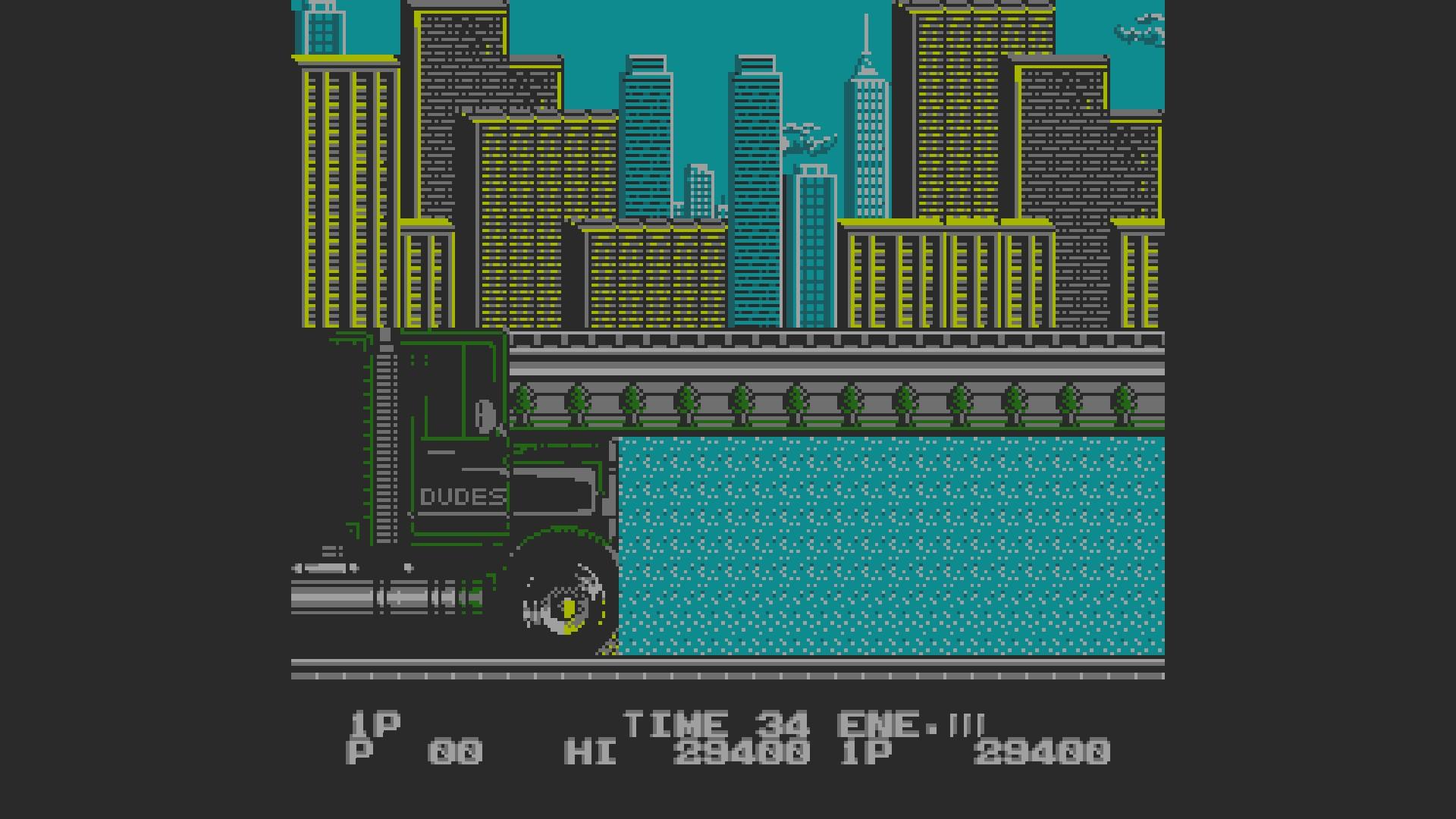 AkinNahtanoj: Bad Dudes (NES/Famicom Emulated) 29,400 points on 2020-10-27 15:21:12
