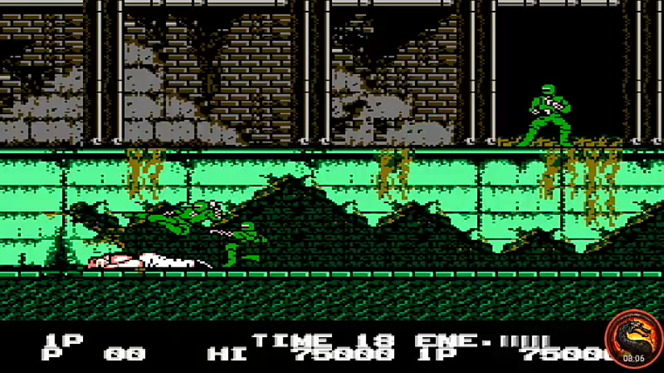 omargeddon: Bad Dudes (NES/Famicom Emulated) 75,000 points on 2020-05-17 14:27:46