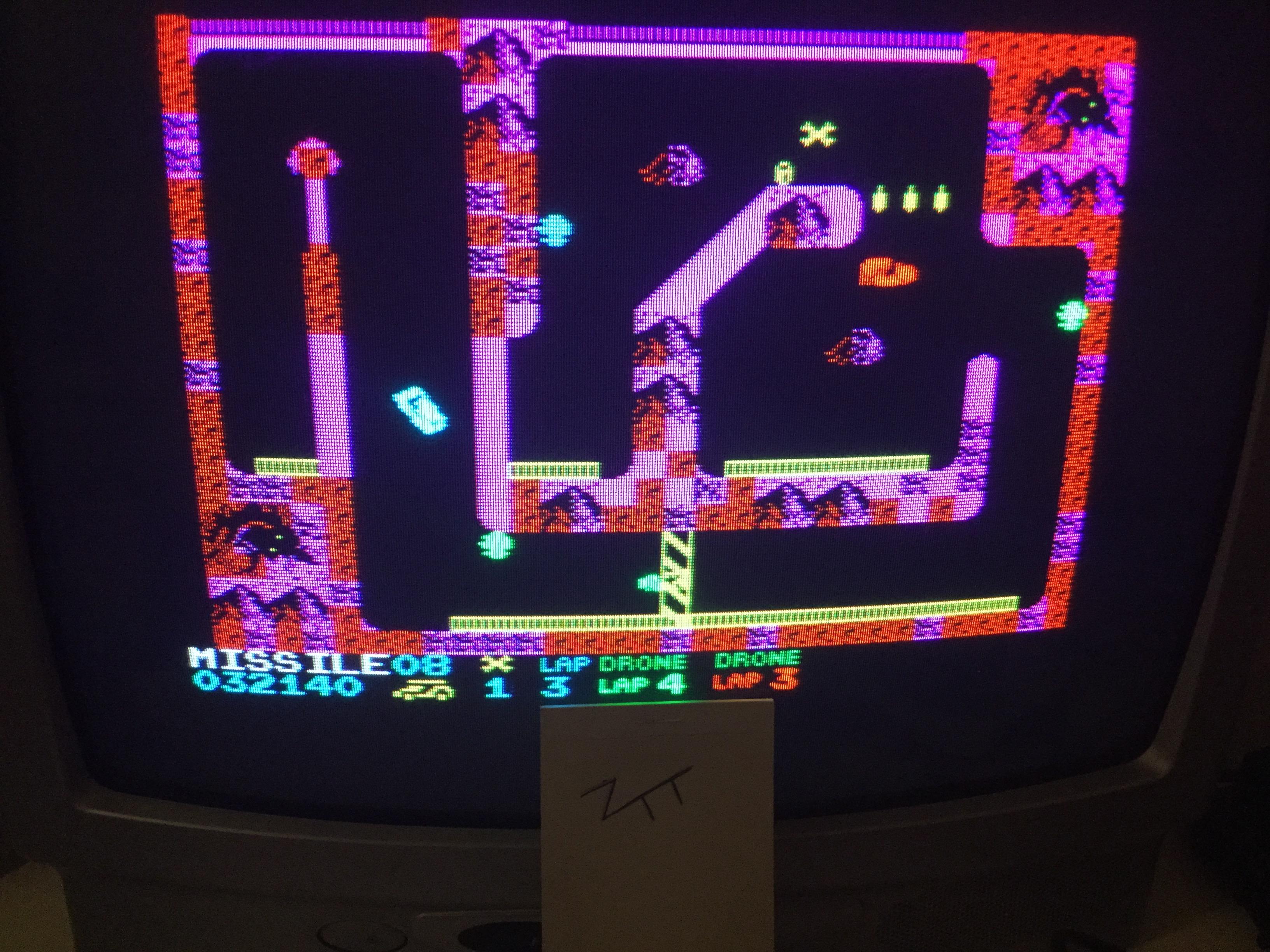 Frankie: Badlands (ZX Spectrum) 32,140 points on 2017-12-27 01:46:30
