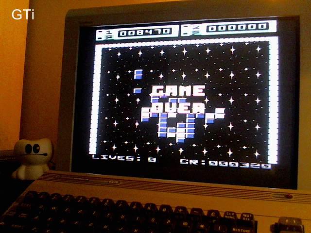 GTibel: Ball Blasta (Commodore 64) 8,470 points on 2016-12-28 03:18:35
