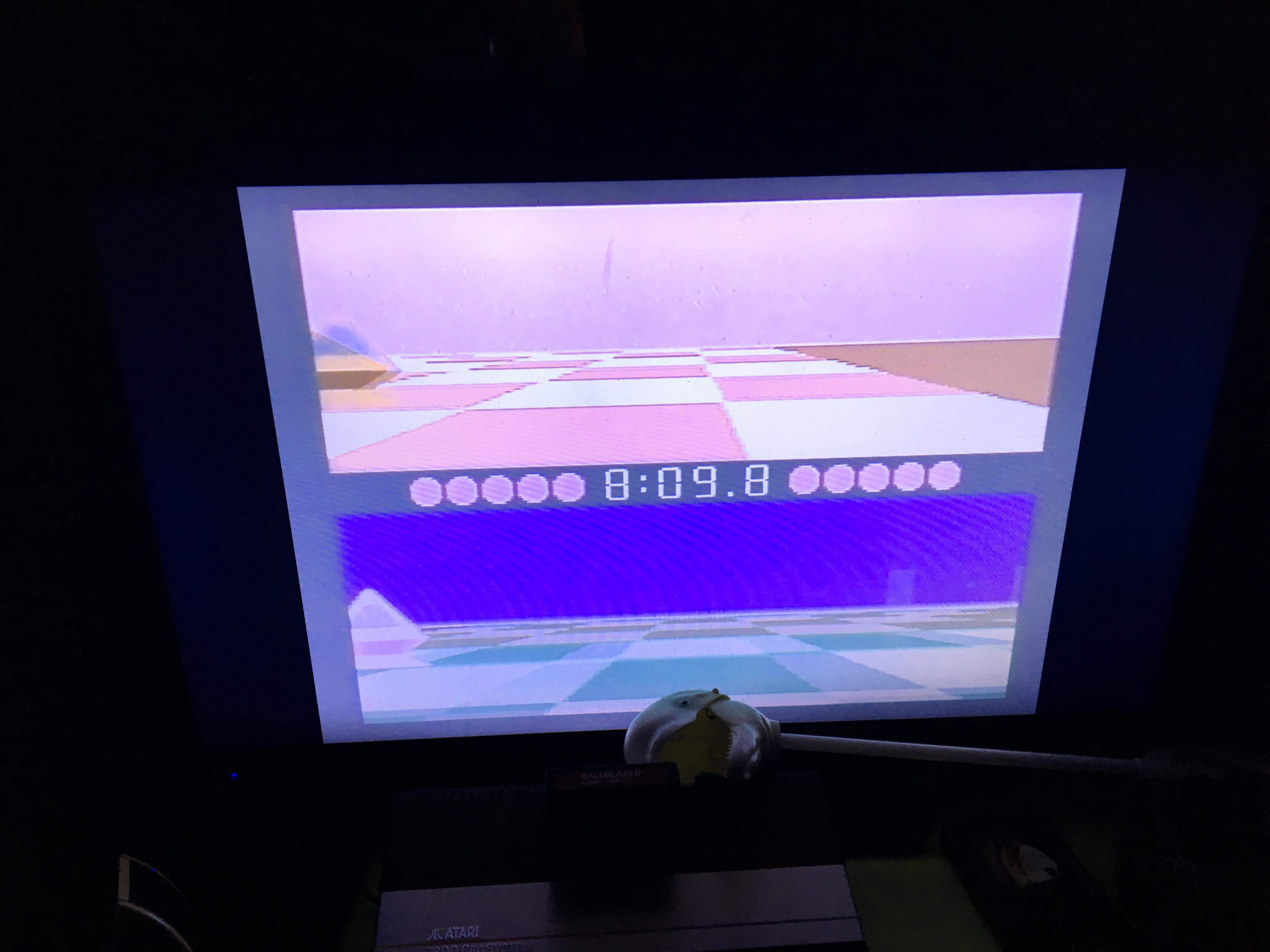 Ballblazer: Droid 4 / 9 minutes 10 points