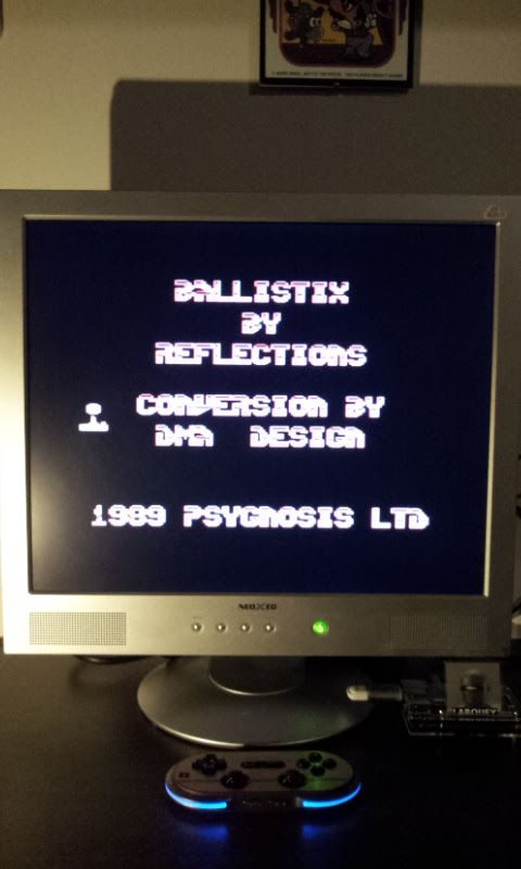 Larquey: Ballistix (Commodore 64 Emulated) 35,100 points on 2017-03-14 13:56:34