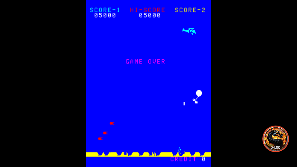 omargeddon: Balloon Bomber (Arcade Emulated / M.A.M.E.) 5,000 points on 2018-12-20 16:16:35