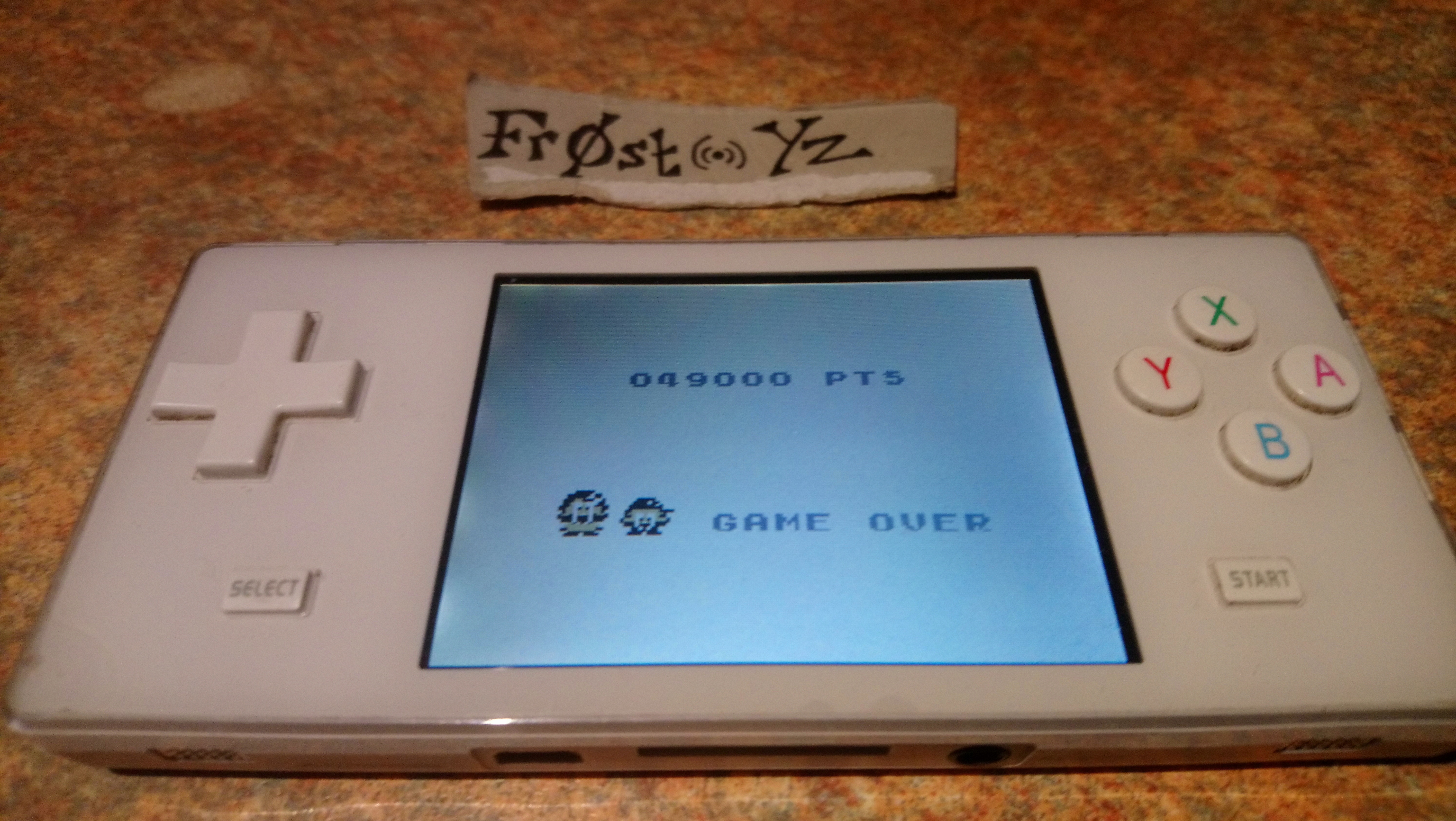 Fr0st: Balloon Kid: Single Play (Game Boy Emulated) 49,000 points on 2019-01-19 18:18:12