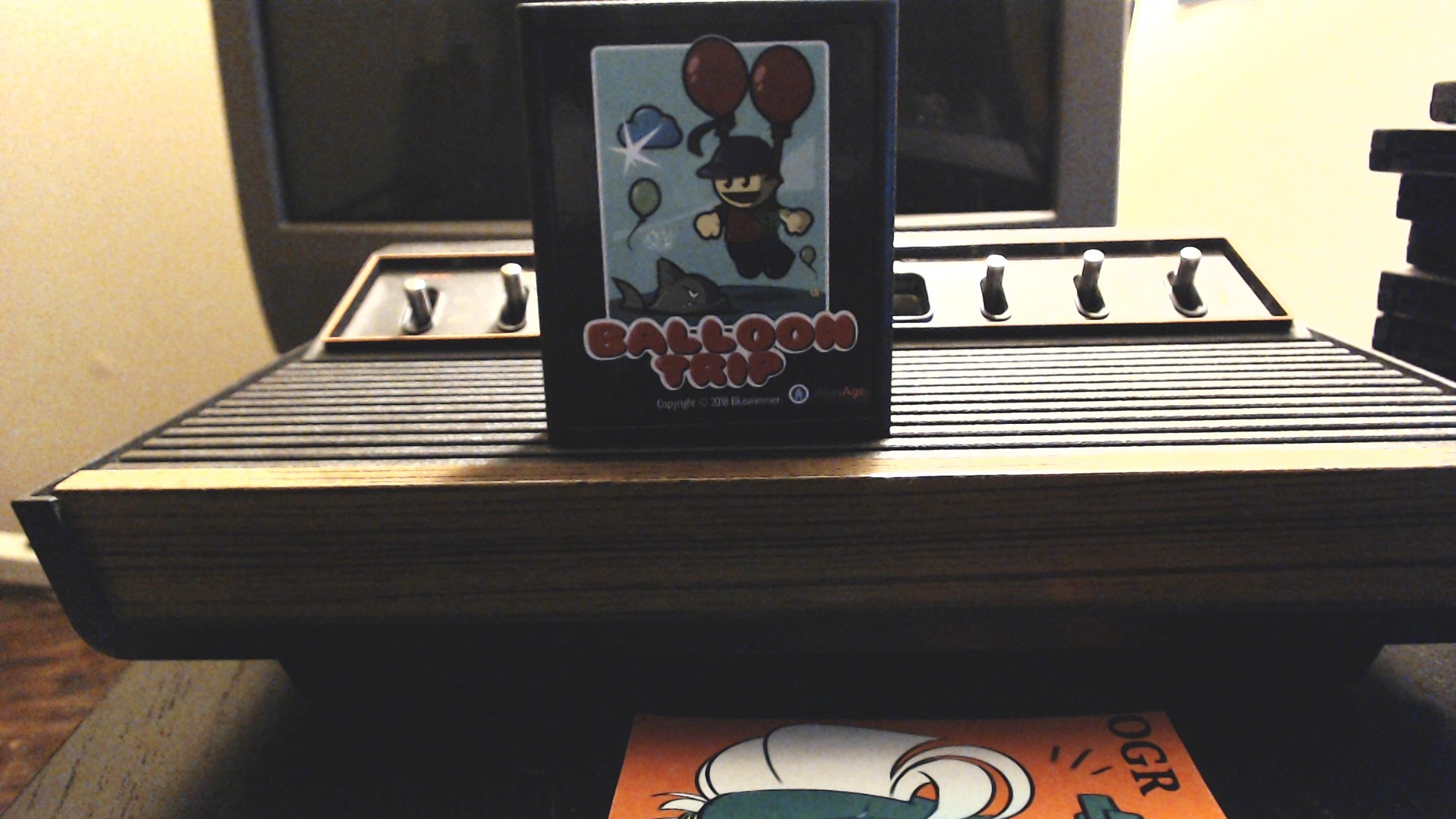 AwesomeOgre: Balloon Trip (Atari 2600) 5,318 points on 2020-05-28 17:48:21