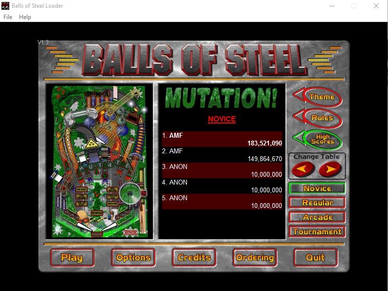 FosterAMF: Balls of Steel: Mutation [Novice] (PC) 183,521,090 points on 2015-11-15 17:33:13