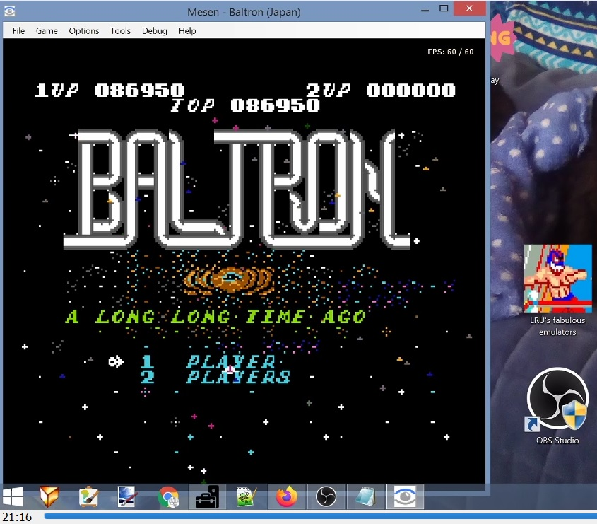 LuigiRuffolo: Baltron (NES/Famicom Emulated) 86,950 points on 2021-02-04 14:23:08
