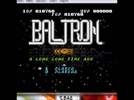 S.BAZ: Baltron (NES/Famicom Emulated) 10,760 points on 2018-05-30 22:19:31