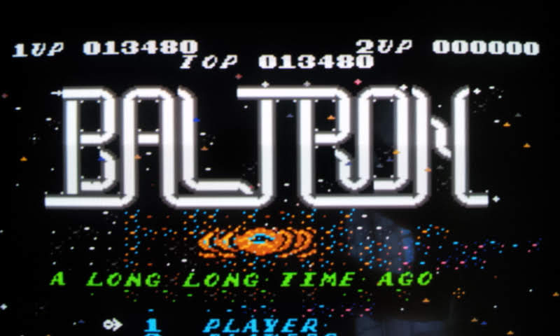 Larquey: Baltron (NES/Famicom Emulated) 13,480 points on 2018-06-03 12:15:30