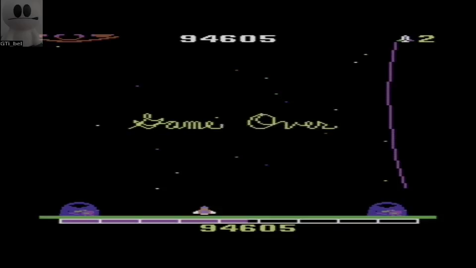 GTibel: Bandits (Commodore 64 Emulated) 94,605 points on 2016-07-09 14:18:47