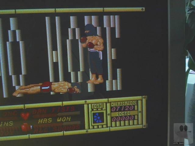 GTibel: Bangkok Knights (Atari ST) 7,120 points on 2019-10-24 02:11:14