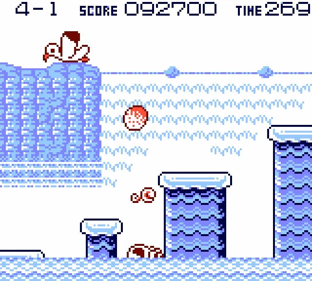 Hyeron: Banishing Racer (Game Boy Emulated) 92,700 points on 2019-08-12 14:41:42