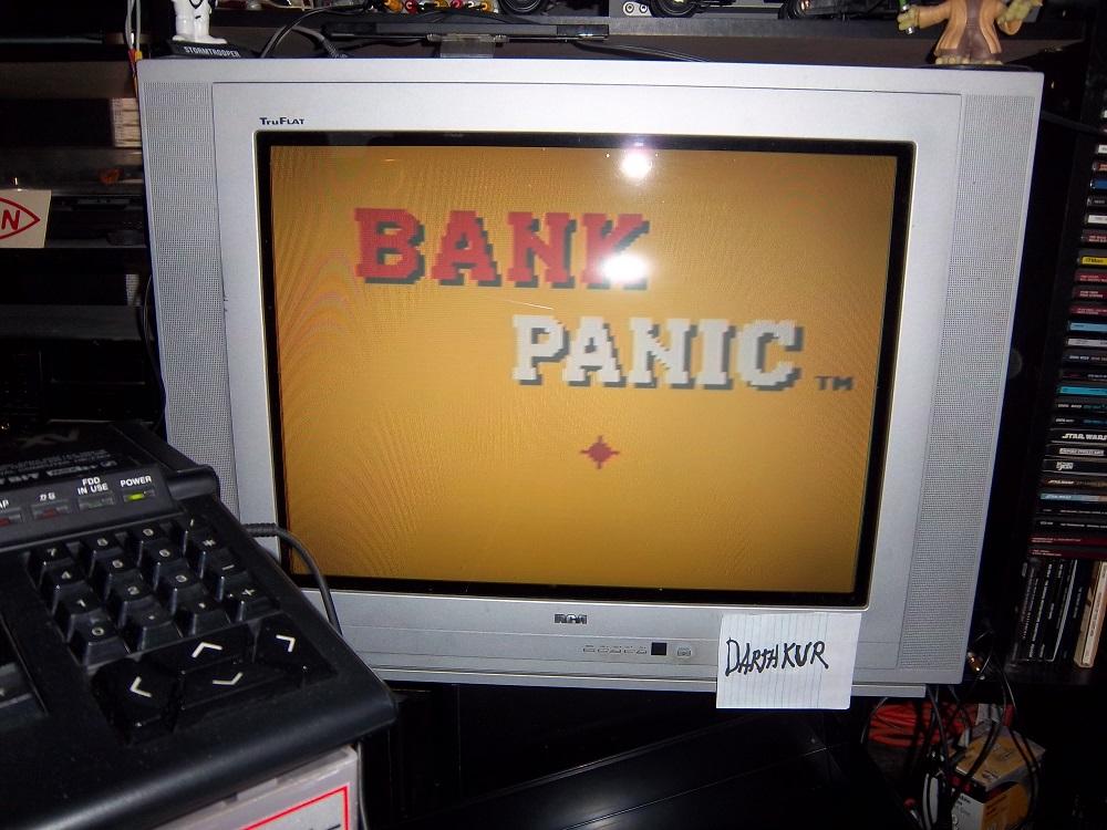 Bank Panic [Level 1 Start] 114,700 points