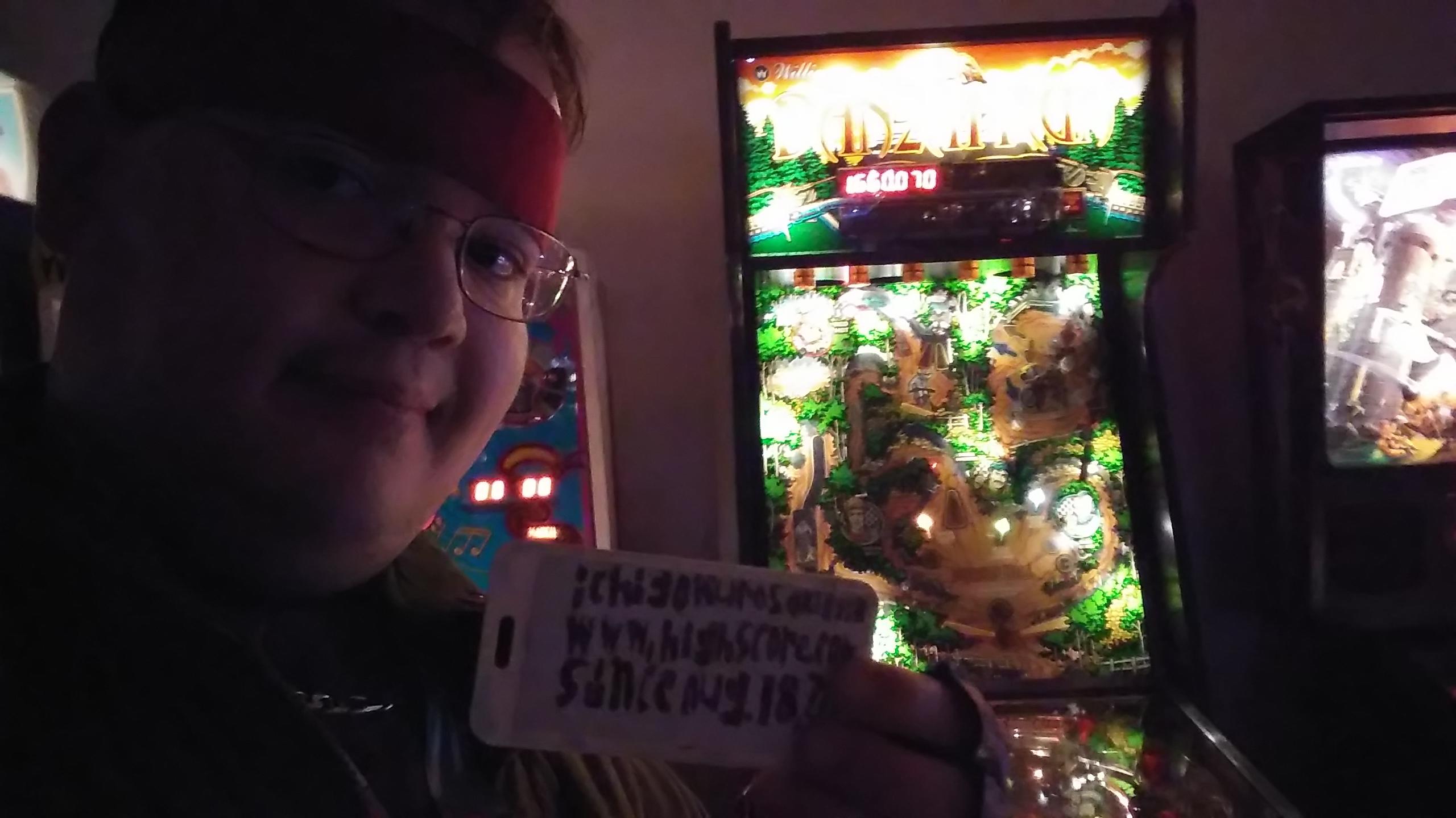 ichigokurosaki1991: Banzai Run (Pinball: 3 Balls) 1,660,070 points on 2016-11-27 04:52:23