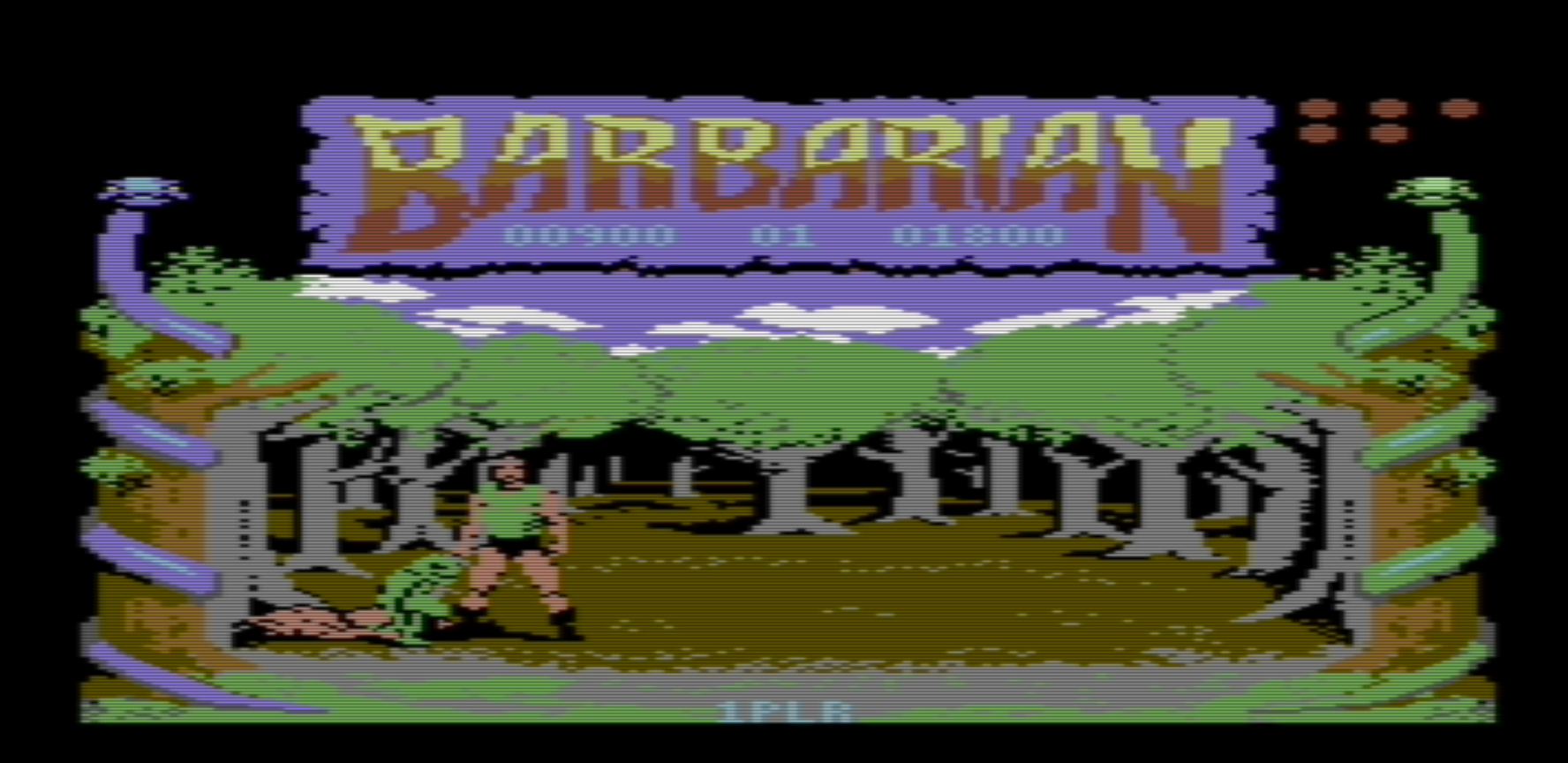 Barbarian: The Ultimate Warrior 900 points