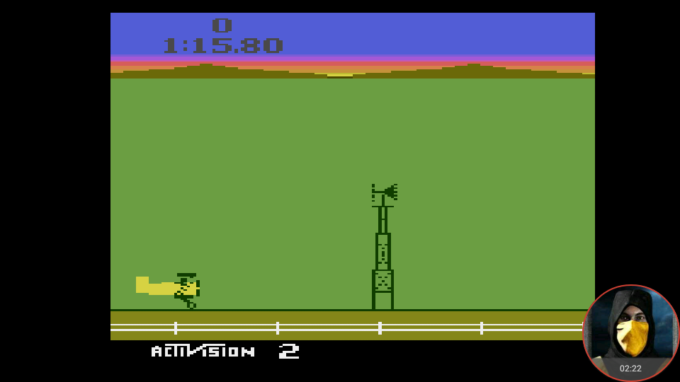 omargeddon: Barnstorming: Game 2 (Atari 2600 Emulated Expert/A Mode) 0:01:15.8 points on 2018-05-21 18:26:51