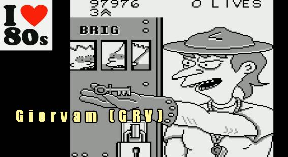 Giorvam: Bart Simpson