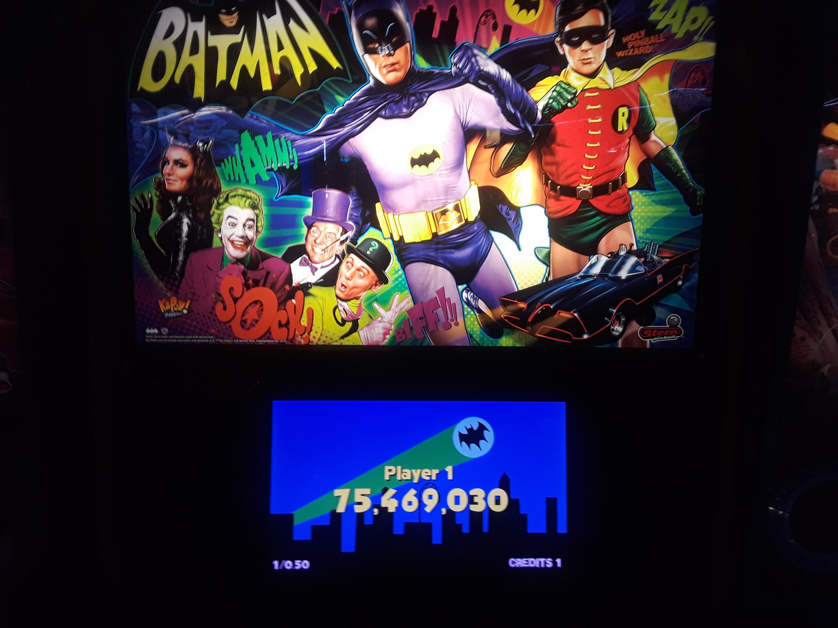 JML101582: Batman