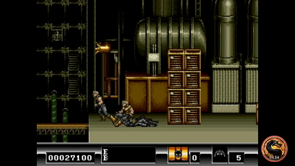 omargeddon: Batman [Hard] (Sega Genesis / MegaDrive Emulated) 27,100 points on 2019-11-30 21:06:17