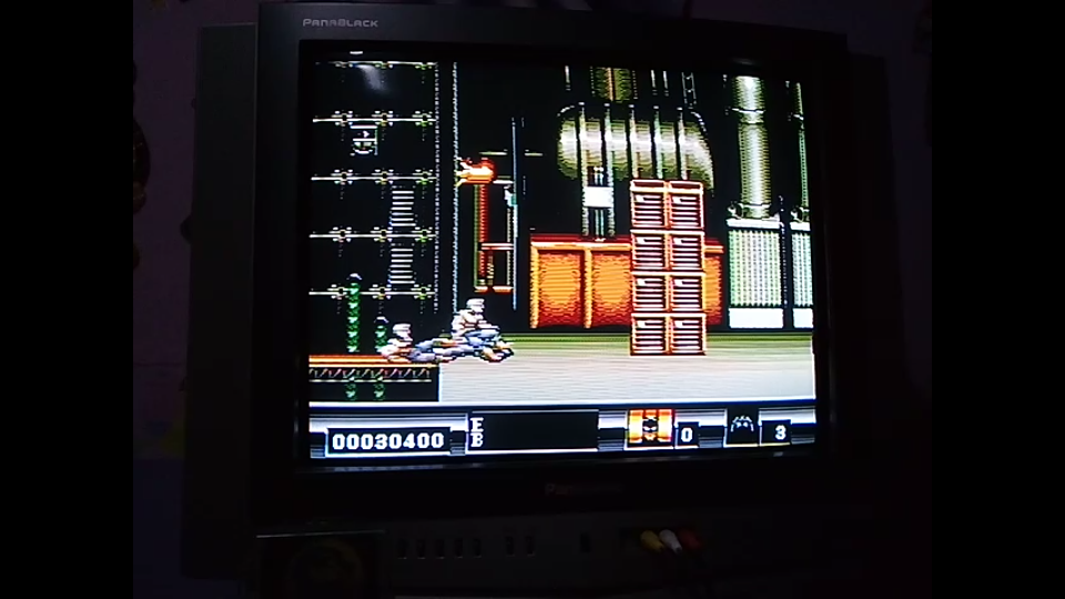 omargeddon: Batman [Normal] (Sega Genesis / MegaDrive) 30,400 points on 2019-11-08 17:37:38