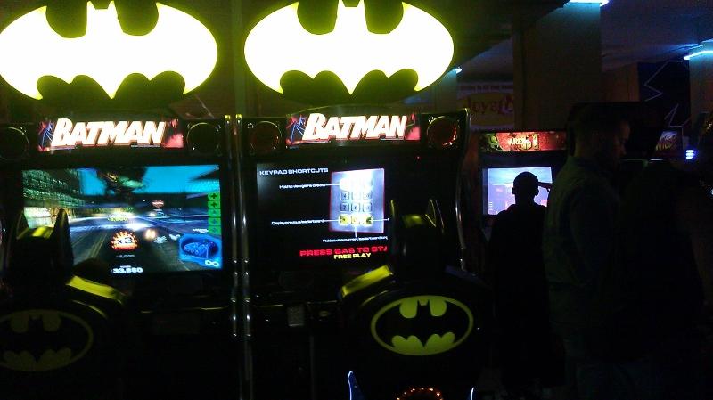 Batman [Raw Thrills]: Bane: No Pain, No Bane [Hard] 636,650 points