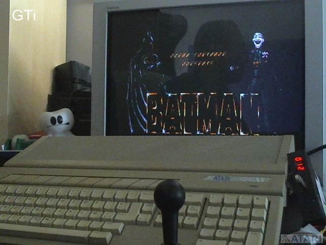 GTibel: Batman: The Movie (Atari ST) 44,840 points on 2017-07-02 01:12:03