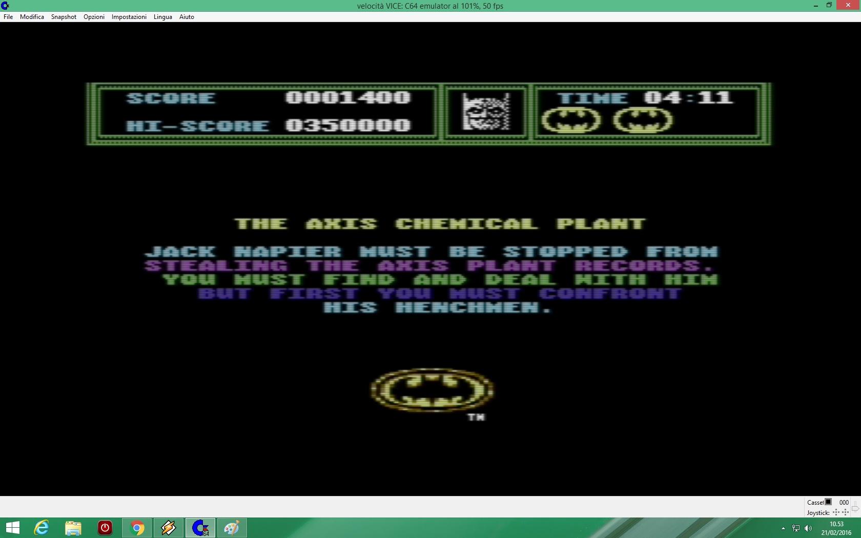 Batman: The Movie 1,400 points
