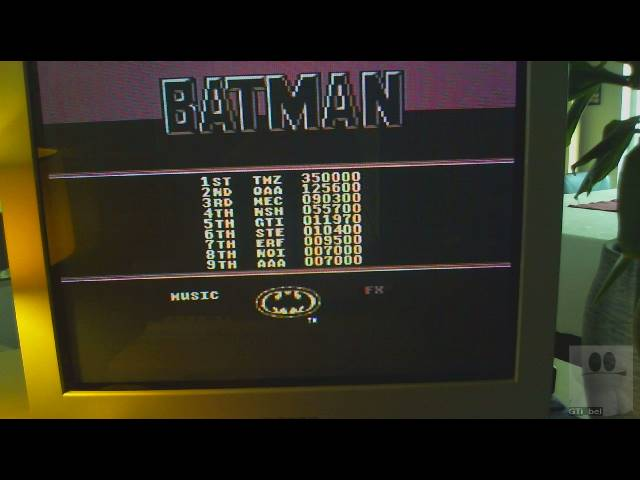 Batman: The Movie 11,970 points