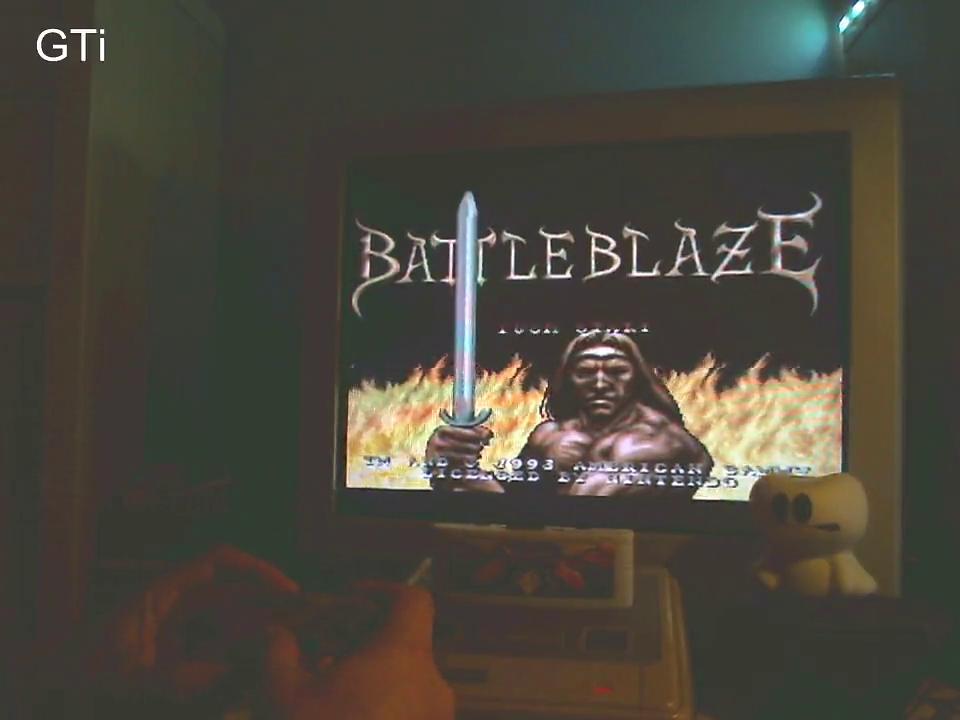 GTibel: Battle Blaze (SNES/Super Famicom) 108,250 points on 2016-10-12 16:18:59