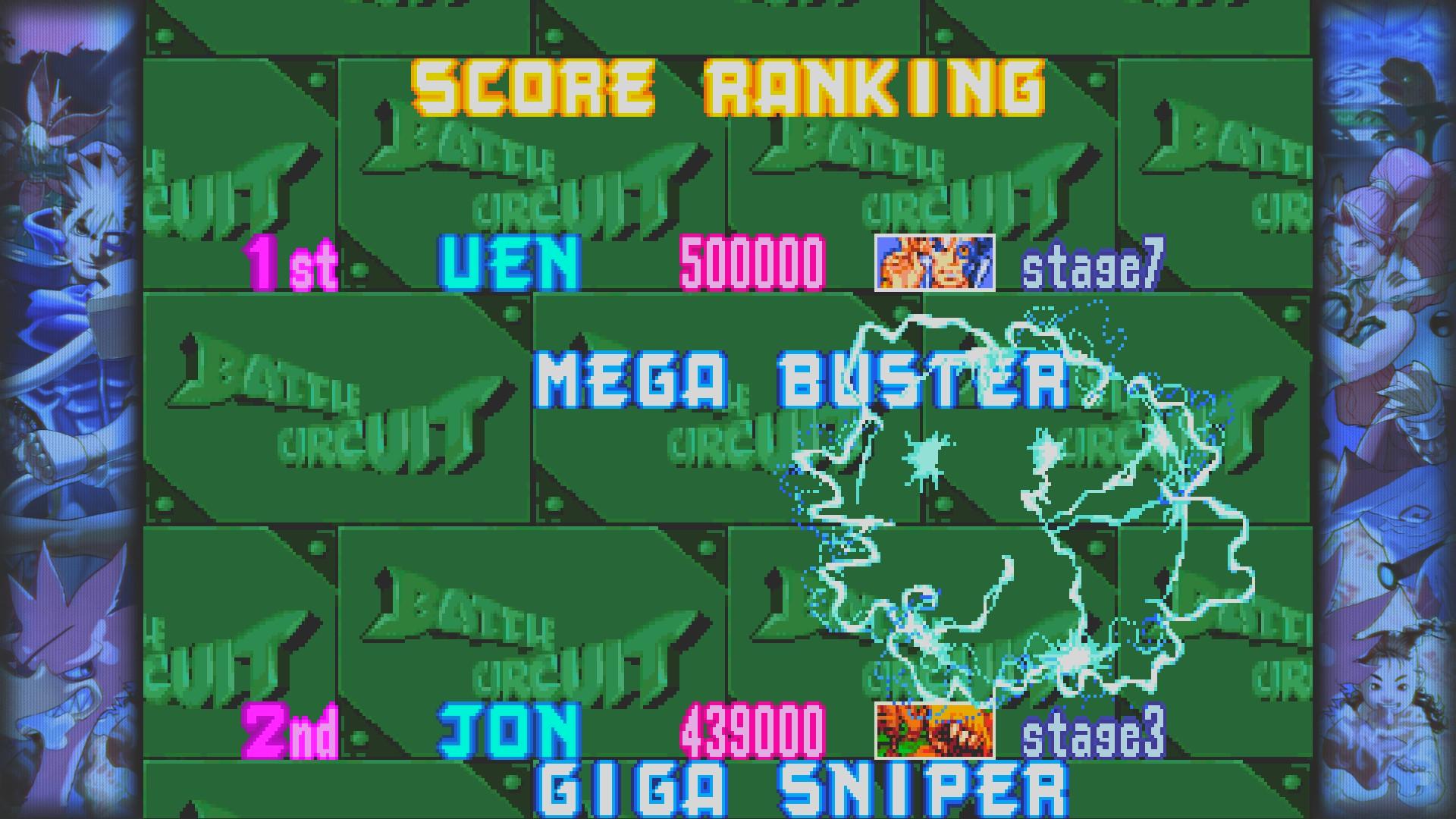Battle Circuit 439,000 points