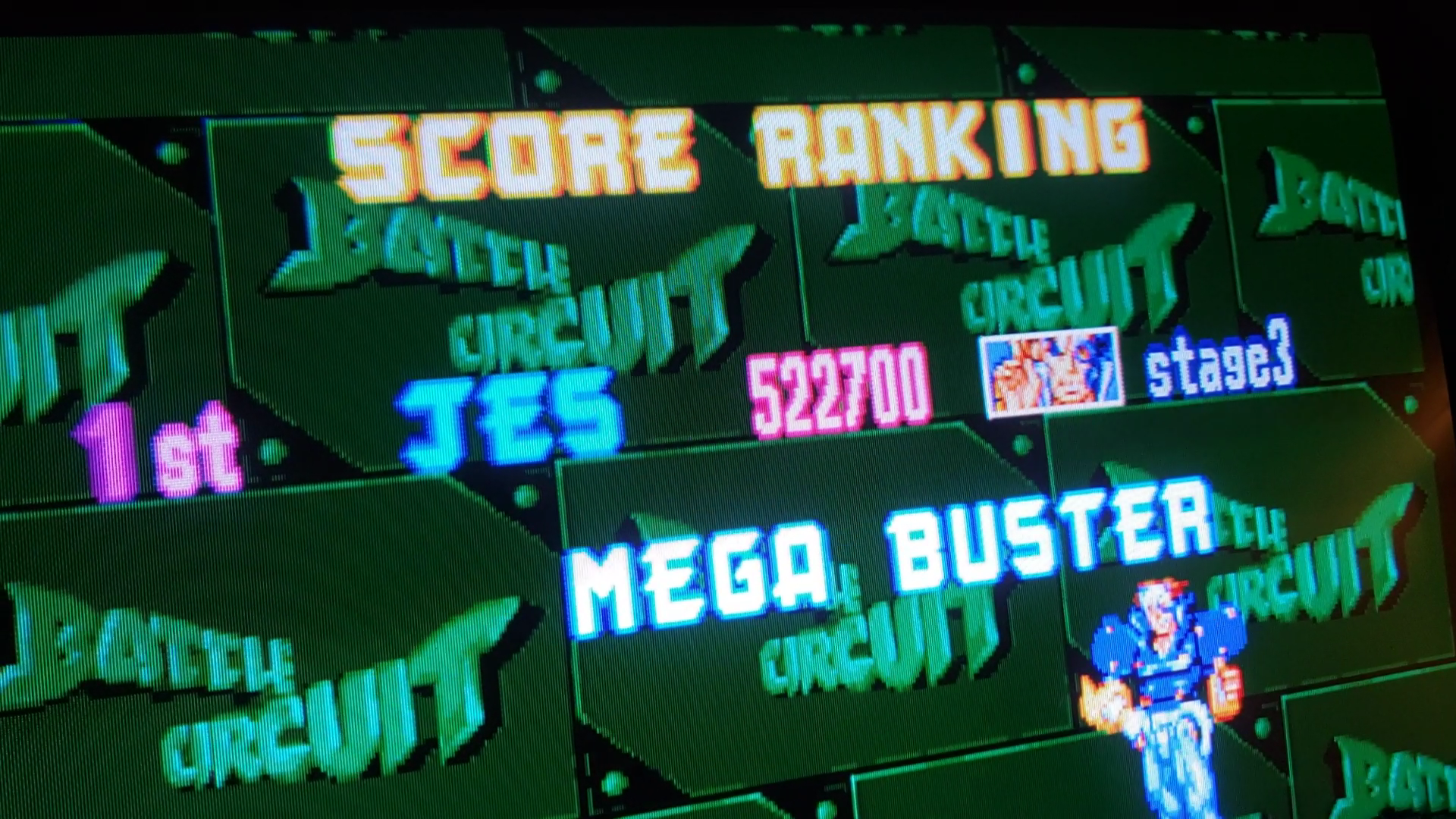 JES: Battle Circuit [batcir] (Arcade Emulated / M.A.M.E.) 522,700 points on 2020-09-17 23:16:25