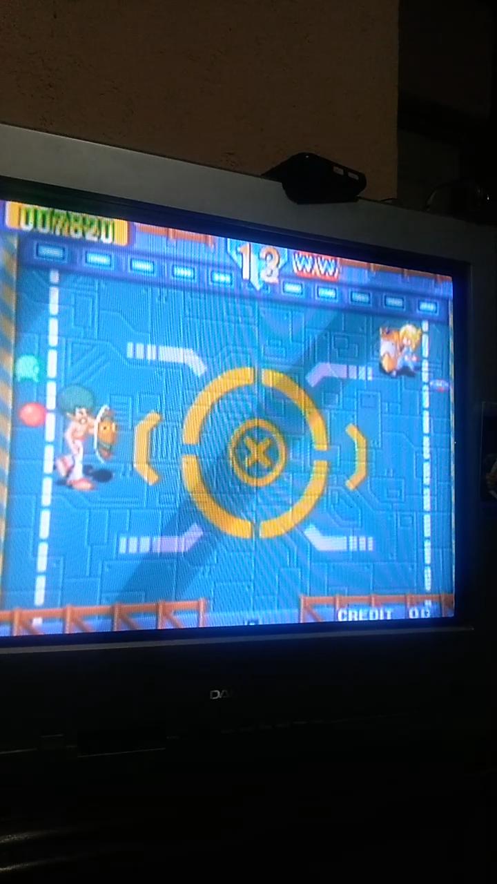 Sdrgio797: Battle FlipShot (Neo Geo Emulated) 7,820 points on 2020-07-31 08:29:16