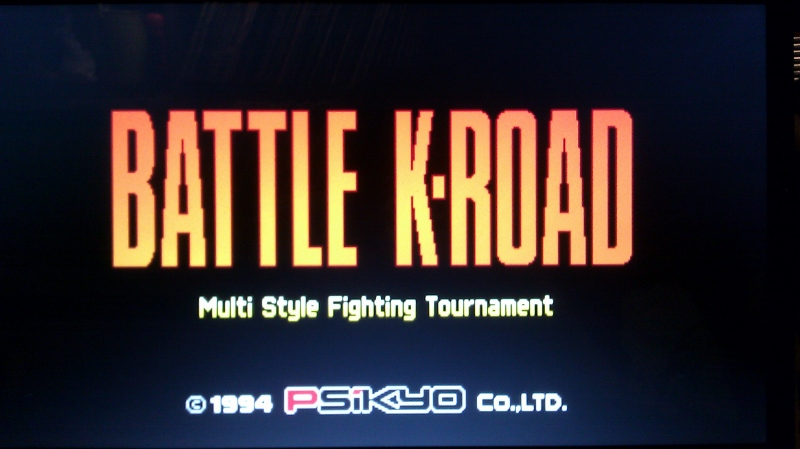 Battle K-Road 282,300 points