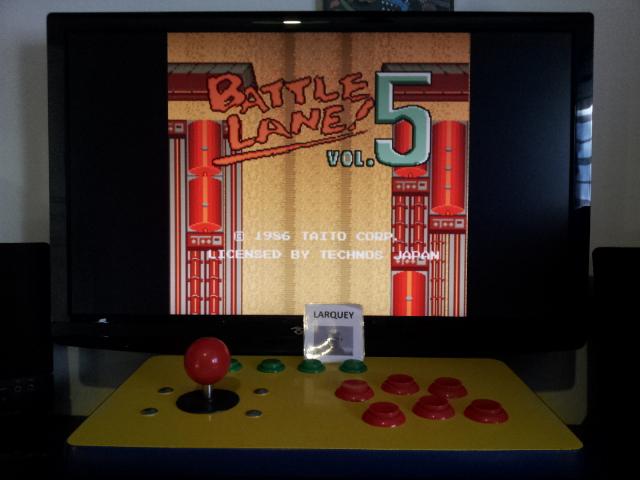 Battle Lane! Vol. 5 [battlane] 70,400 points