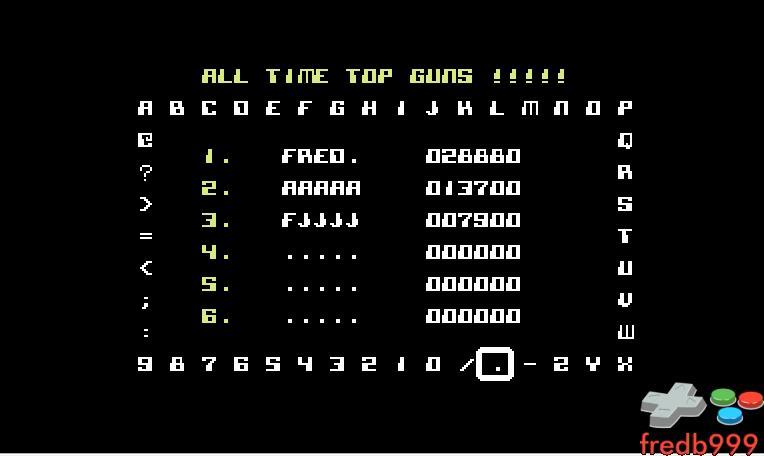 Battle Through Time: Level 1 28,880 points
