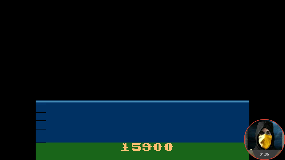 omargeddon: Battle for Naboo (Atari 2600 Emulated) 15,900 points on 2018-02-18 09:40:22