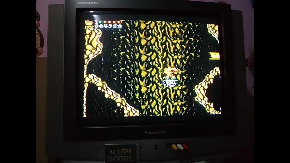 omargeddon: Battlemaniacs [Easy] (Sega Master System) 4,950 points on 2019-03-21 18:19:28