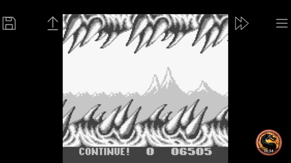 omargeddon: Battletoads (Game Boy Emulated) 6,505 points on 2019-01-27 00:13:49