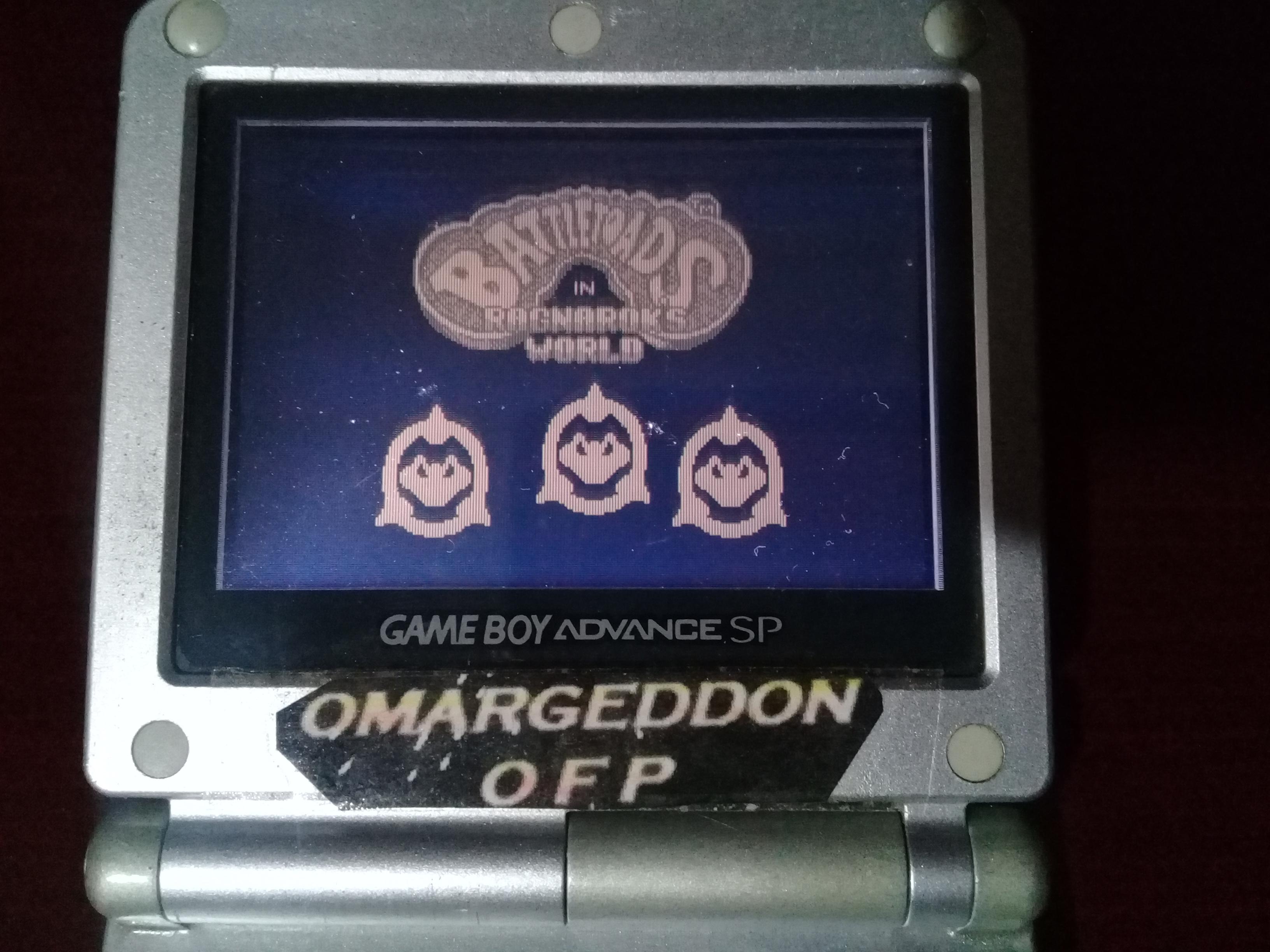 omargeddon: Battletoads In Ragnarok