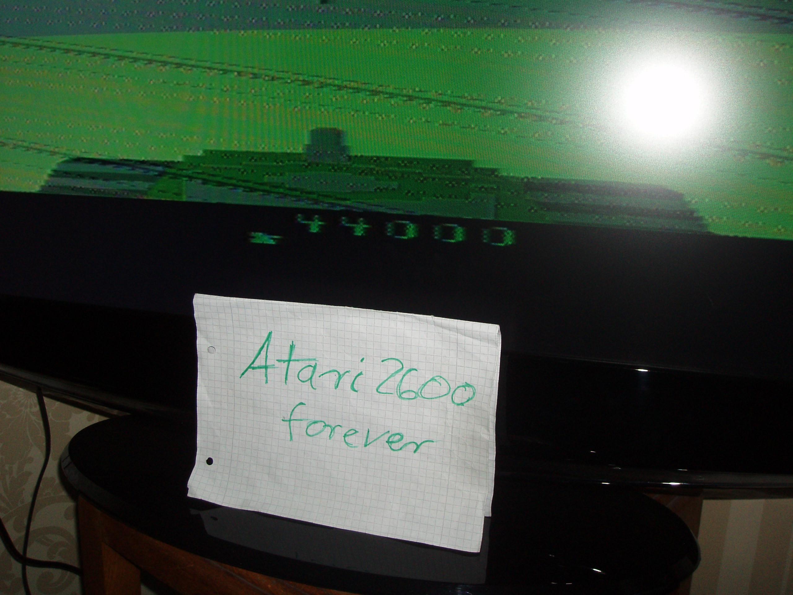 atari2600forever: Battlezone (Atari 2600) 44,000 points on 2017-05-09 05:55:25