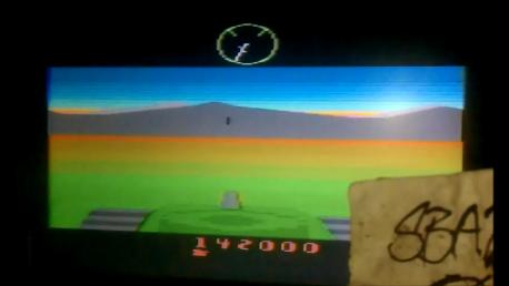 S.BAZ: Battlezone (Atari 2600) 142,000 points on 2019-11-29 16:07:30