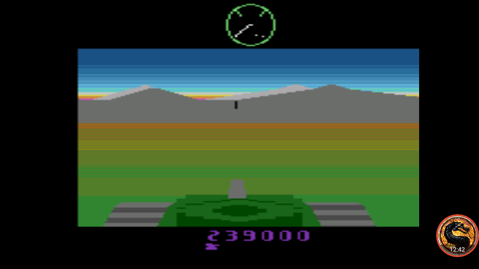 omargeddon: Battlezone (Atari 2600 Emulated) 239,000 points on 2019-11-30 18:36:49
